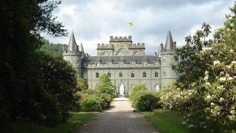 DSC02553 Inverary Castle