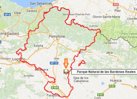Mapa Navarra OK