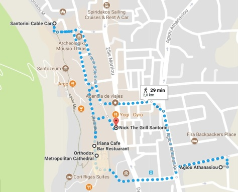 ruta Fira