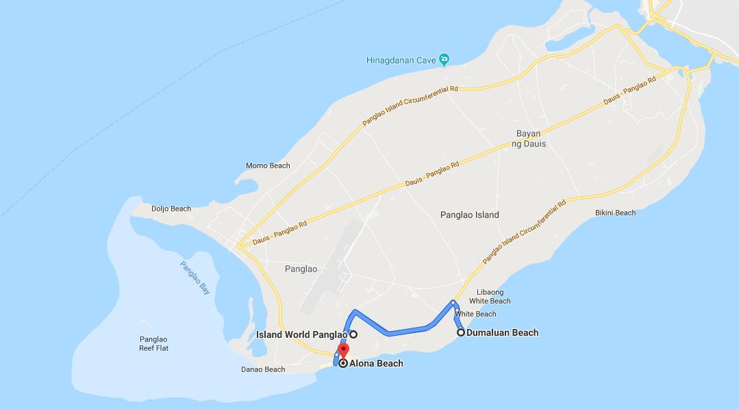 ISLAND WORLD PANGLAO
