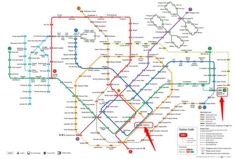 plano metro aeropuerto a Hotel